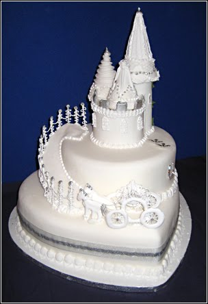 My Sister S Wedding Castle Cakes