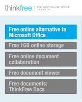 Thinkfree office online.