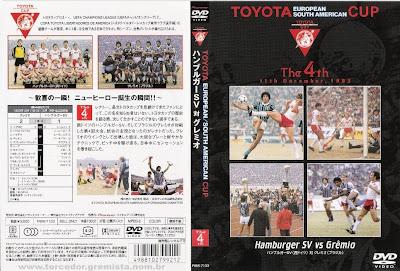 Capa DVD Oficial