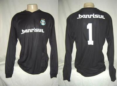 7fb06bc9c62d2 Camisas do Grêmio  2005 - Tricolor - Genérica