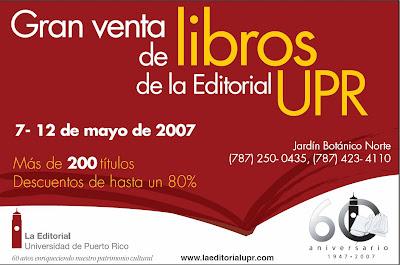 editorial de la universidad de puerto rico: