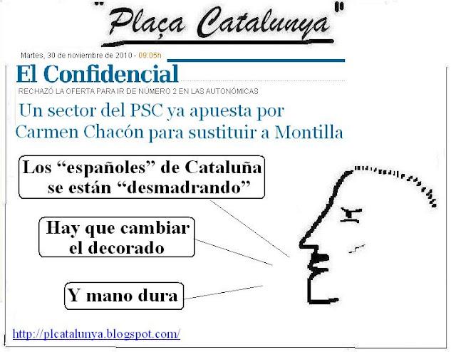 Viñeta de Plaça Catalunya (30.11.2010)