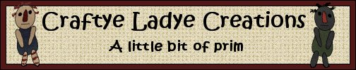 Craftye Ladye Creations