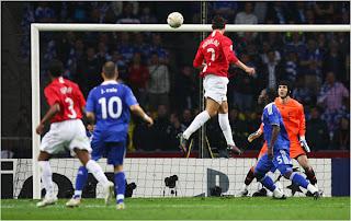 Cristiano Ronaldo goal : 1-0