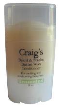 Craig's BEARD STACHE BUTTER WAX MUSTACHE CONDITIONER