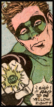 HAL JORDAN: Loves what he does, and what he does is... SPOILERS!!!