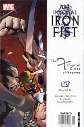 IMMORTAL IRON FIST #11!