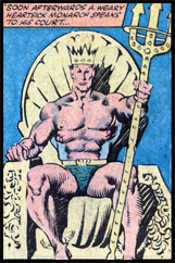 NAMOR reclaims the throne after defeating ATTUMA in the now classic, WHAT IF? #41!