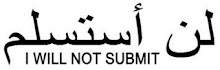 I WILL NOT SUBMIT