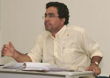 Presidente da Comissão Eleitoral do SINDICATO 2007.