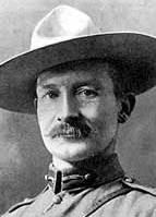 Death Of The Moustache Lieutenant General Robert Baden Powell