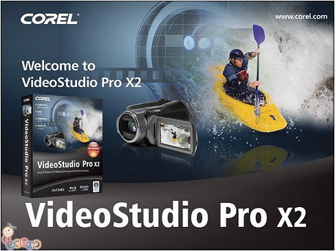 Videostudio pro x2 download.