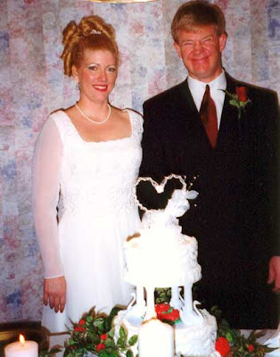Paul and Laura Eilers' Wedding Photo