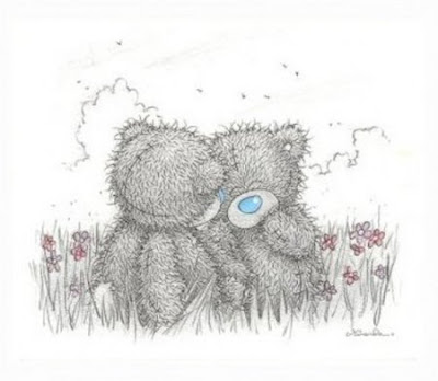 Ositos Tatty Teddy.. hermosos...