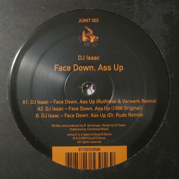 Dj Isaac Face Down Ass Up 38