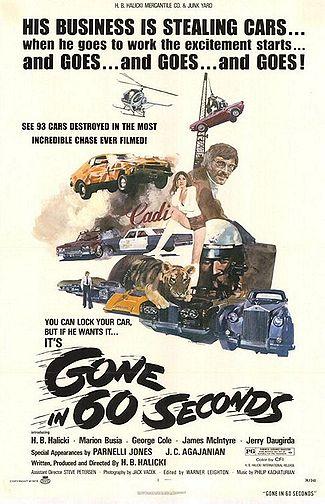 Gone (but not forgotten) in 60 Seconds – Alex Bledsoe