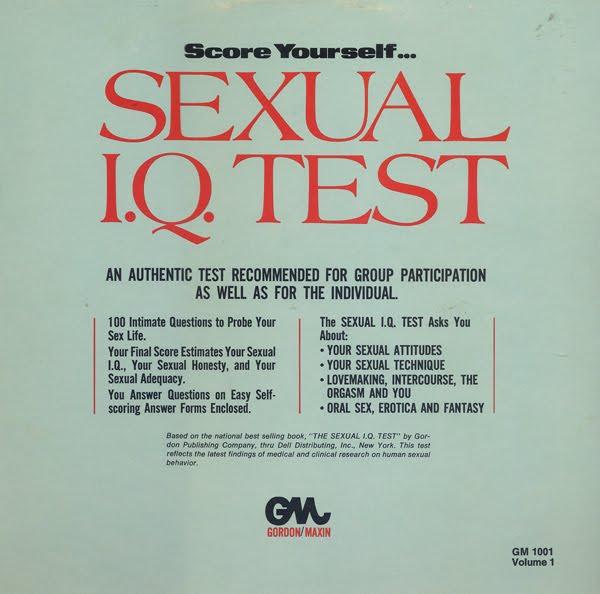 Online Sex Tests 3
