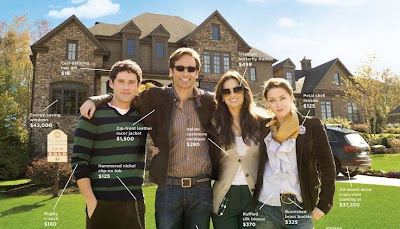Le film The Joneses