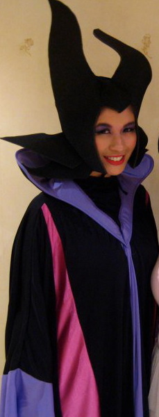 In The Room Where You Sleep Maleficent