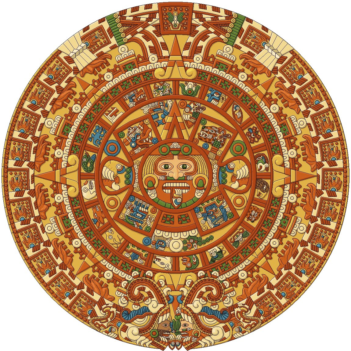 Aztec writing