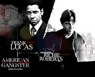 American Gangster action movie