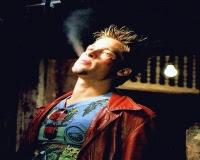 Brad Pitt as Tyler Durden in Fight Club movie