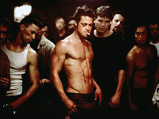 members of the Fight Club