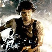 Ellen Ripley in Aliens movie