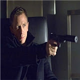 Daniel Craig in Casino Royale movie