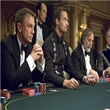 Scene from Casino Royale movie