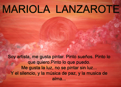 Mariola Lanzarote