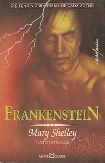 Resultado de imagem para frankenstein livro