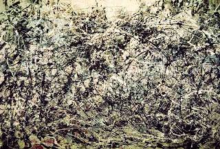 Jackson Pollock, Number 1, 1950, 1950