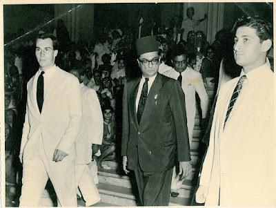 The Aga Khan and the Ismailis - Filmmaker's Blog: Struck Gold – The