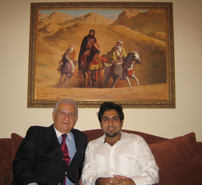 The Aga Khan and the Ismailis - Filmmaker's Blog: Struck Gold – The