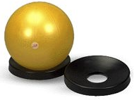 exercise ball stabilizer