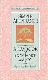 Simple Abundance book cover
