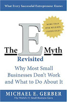 book cover, The E-Myth Revisited