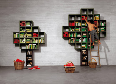 Lagobook bookcase system