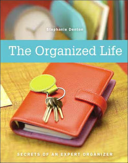 The Organized Life by Stephanie Denton - book cover