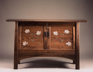 Asian cabinet from Debey Zito