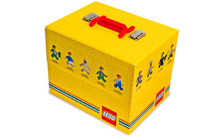 LEGO store & carry case
