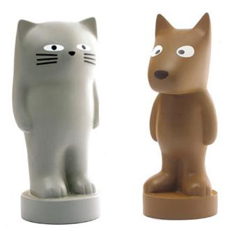 cat bank and dog bank