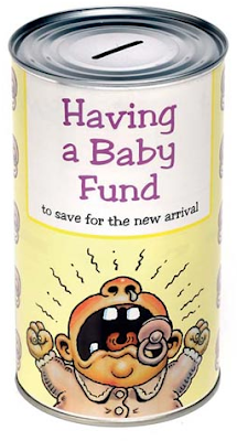 Having a Baby Fund cash can
