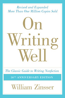 On Writing Well, book cover