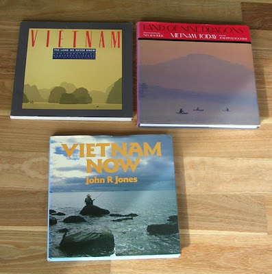 3 coffee-table book about Vietnam