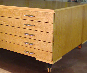 Frid Furniture flat file