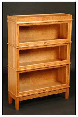 Hale 300 series barrister bookcase