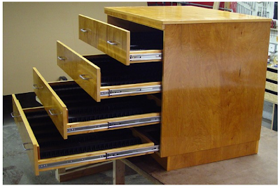 flat files customized for CD storage