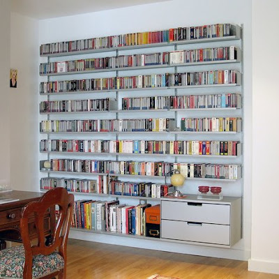 CD shelves